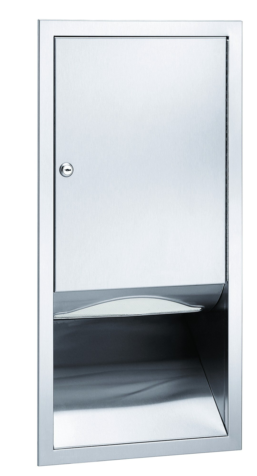 Bradley Recessed Paper Towel Dispenser 247 | Accurate Door & Hardware, Inc