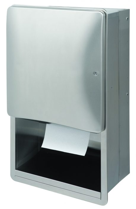 Manual Roll Towel Dispenser 2A09 | Accurate Door & Hardware, Inc