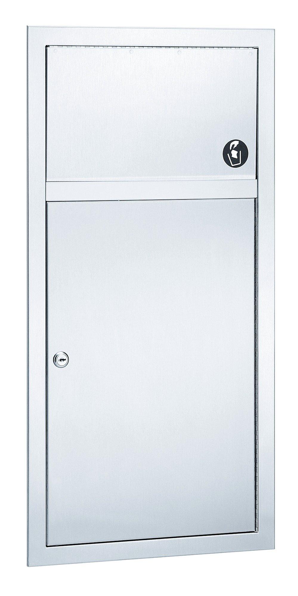 Waste Receptacles 3251-100000 - Accurate Door & Hardware, Inc.
