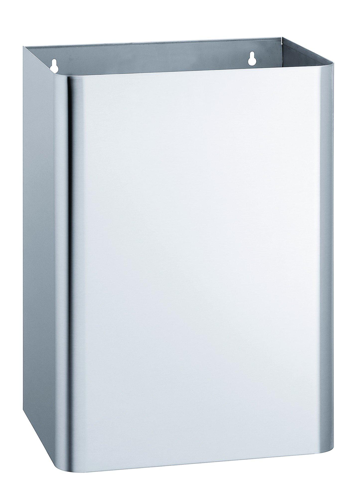 Bradley Paper Towel Dispenser Waste Receptacle 355