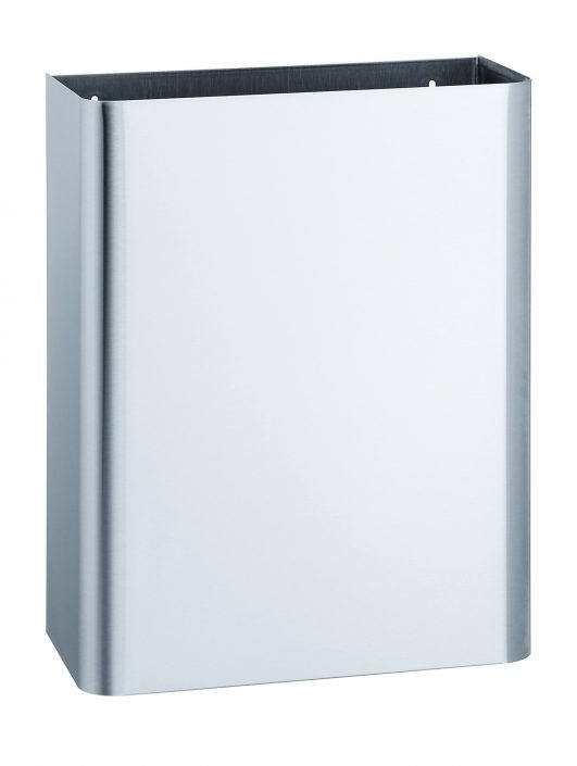 Commercial Stainless Steel Trash Can 356 | Accurate Door & Hardware, Inc.