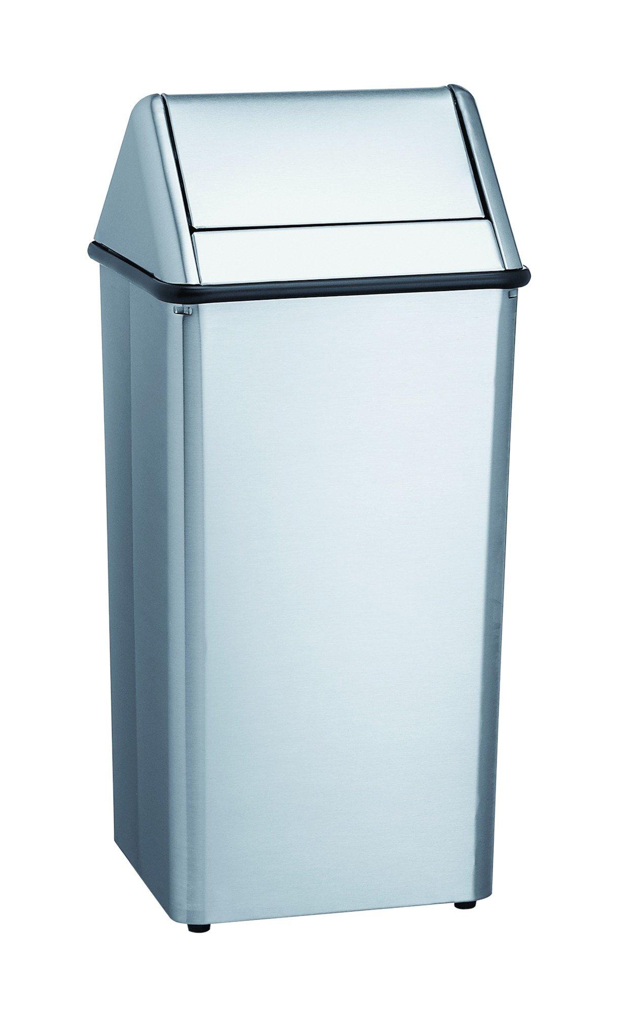 Bradley Towel Dispenser Waste Receptacle 377 | Accurate Door & Hardware