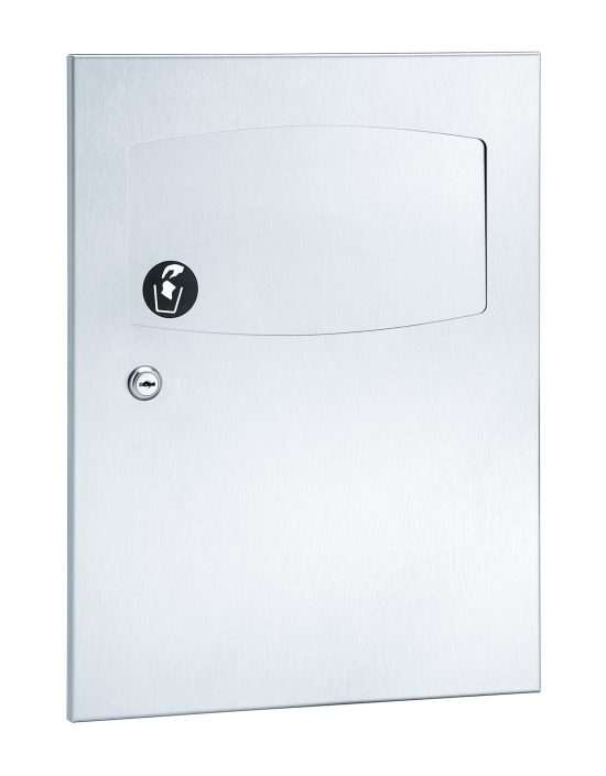 Napkin Disposals 4737-000000 - Accurate Door & Hardware, Inc.