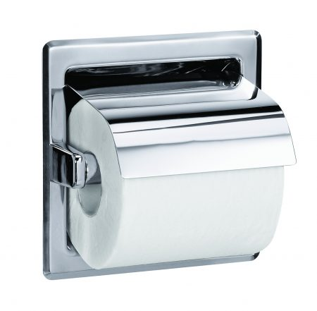 Recessed Toilet Paper Dispenser 5103 | Accurate Door & Hardware, Inc.