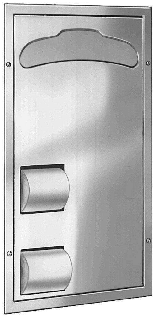 Toilet Paper Seat Cover Dispenser 5921-000000 | Accurate Door & Hardware, Inc.