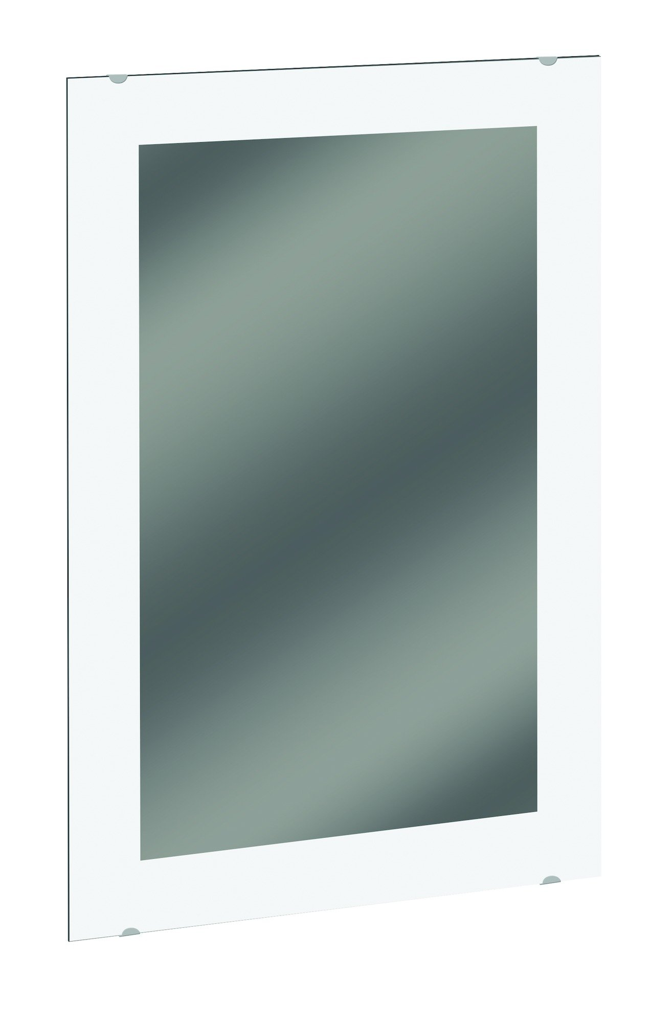 Frameless Mirror 24x36, 747F | Accurate Door & Hardware, Inc