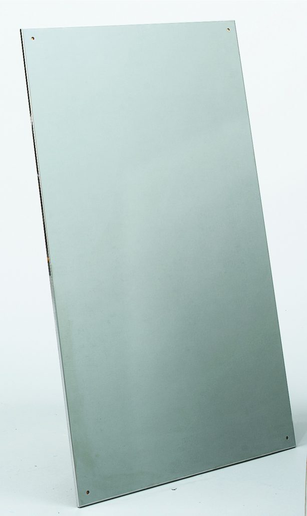 Frameless mirror 748 | Accurate Door & Hardware, Inc.