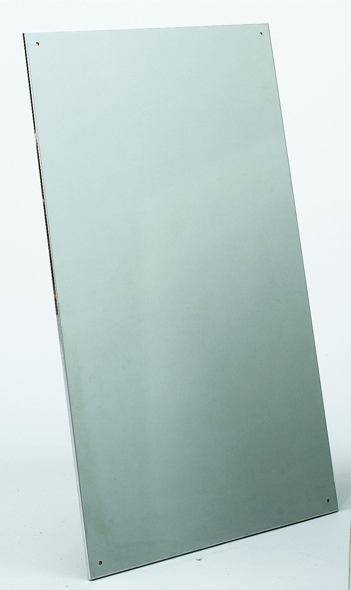 Frameless mirror 748 | Accurate Door & Hardware, Inc.