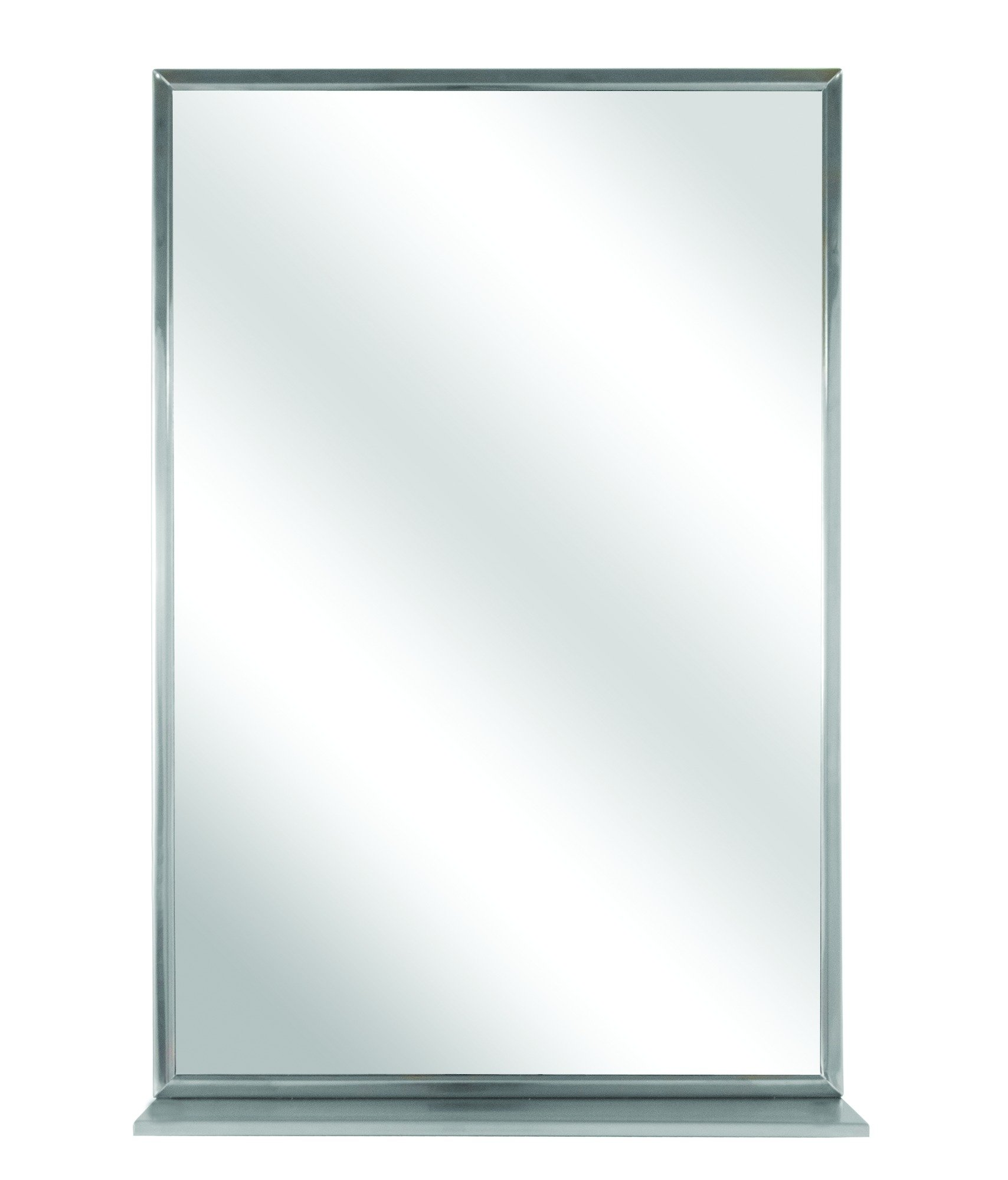 Channel Frame Mirror 7815 | Accurate Door & Hardware, Inc.