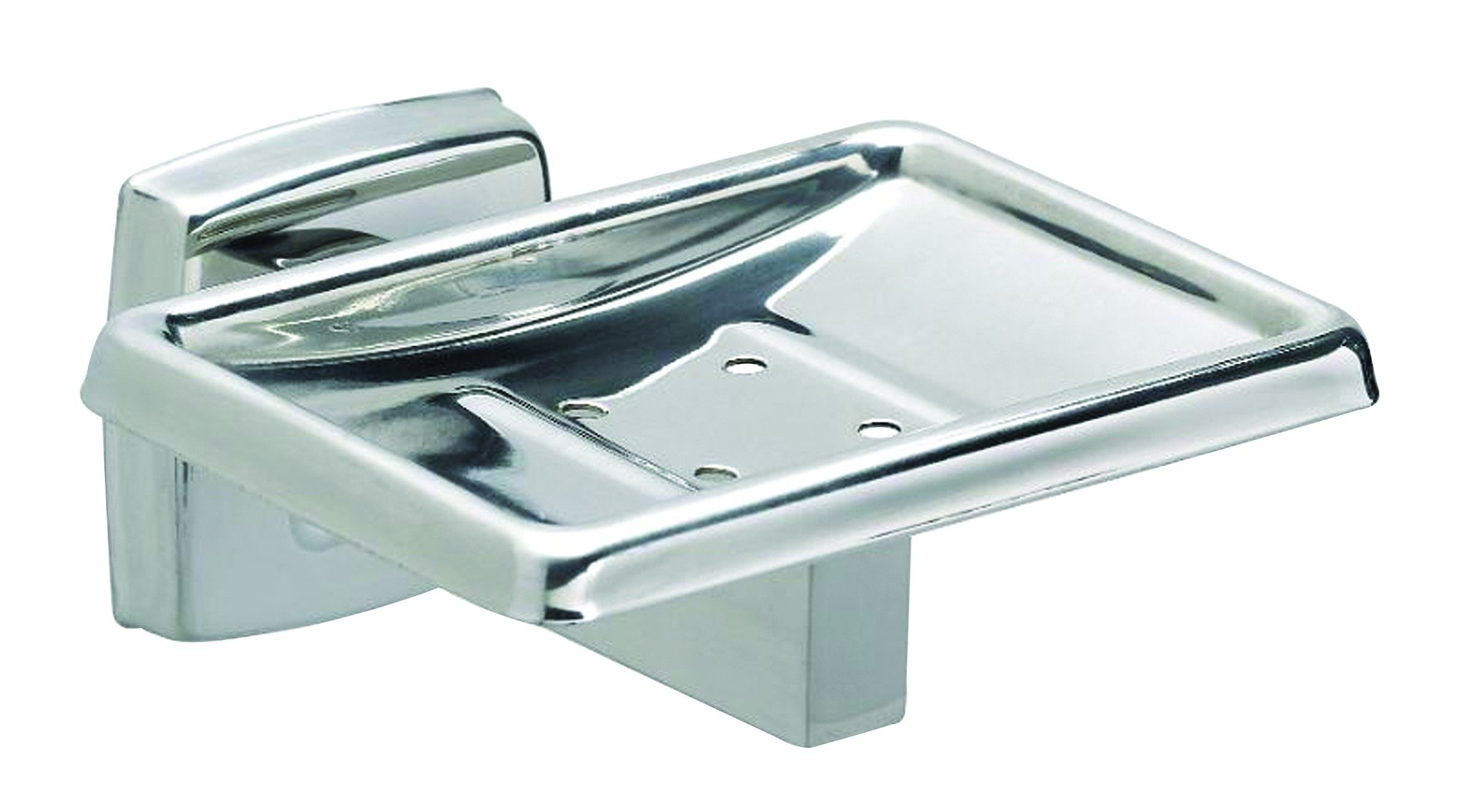 Stainless Steel Soap Dish 9015-63 | Accurate Door & Hardware, Inc.