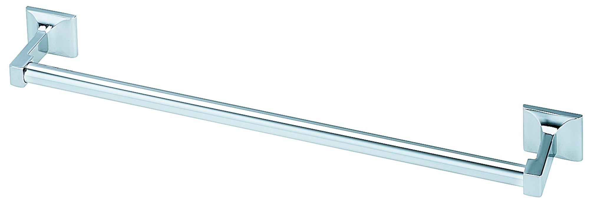 Towel Bars Chrome 926 | Accurate Door & Hardware, Inc.