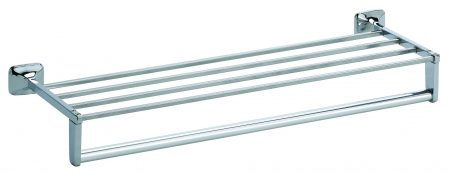 Chrome Plated Towel Shelf | Accurate Door & Hardware, Inc.