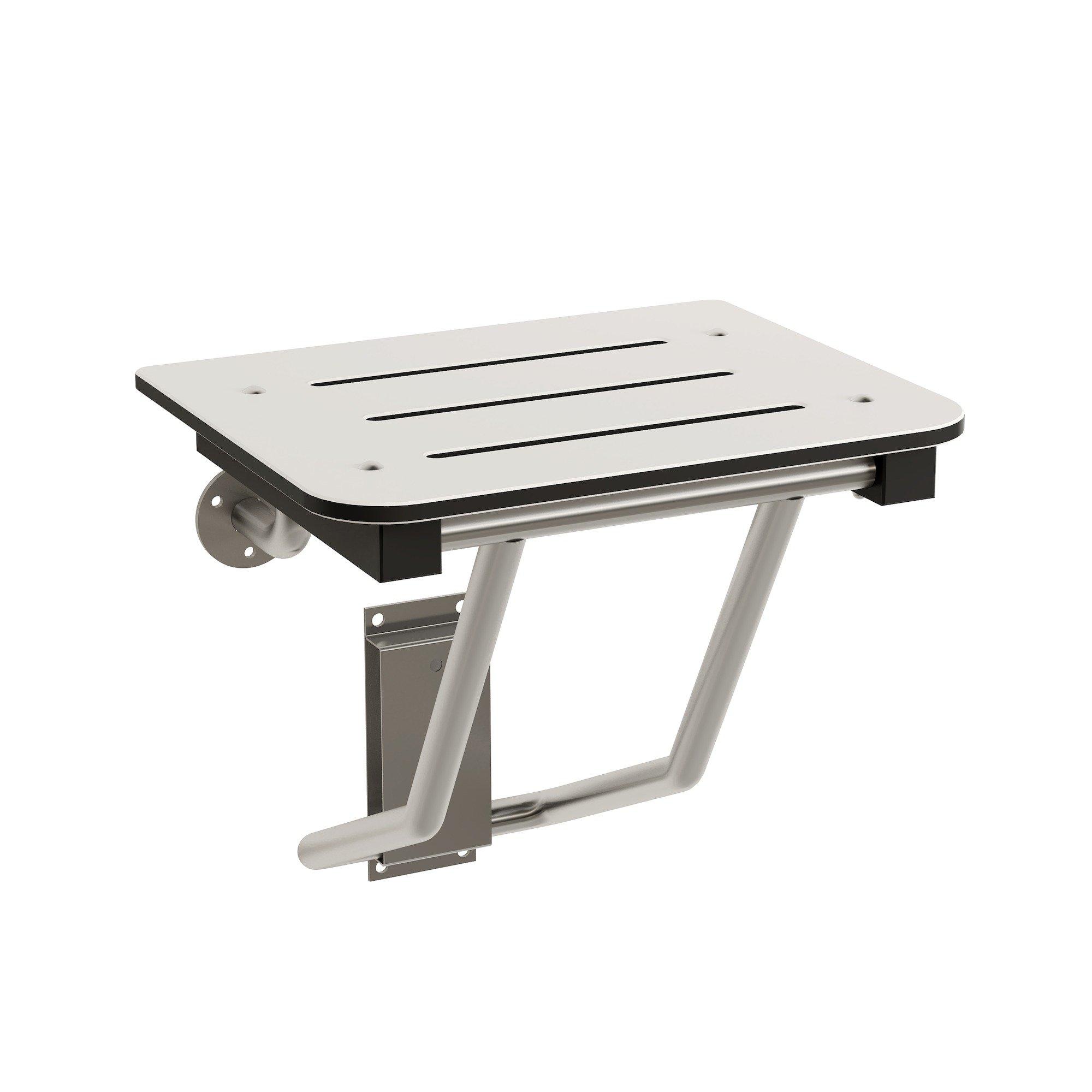 Bench Seat in Shower 9591-000000 | Accurate Door & Hardware, Inc.