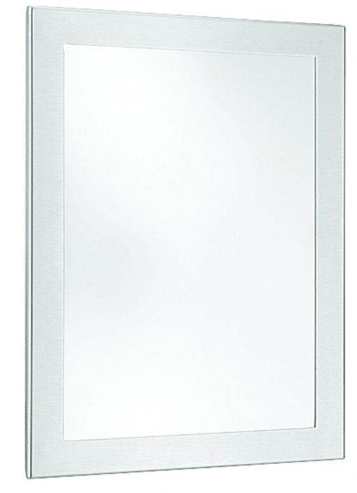 Stainless Steel Security Mirror SA01 | Accurate Door & Hardware, Inc