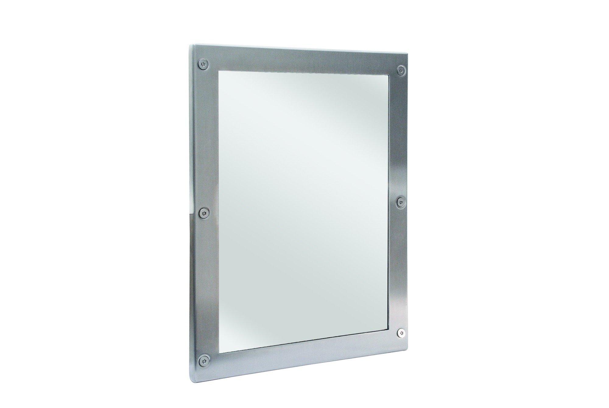 Bradley Mirror for Security SA03 | Accurate Door & Hardware, Inc.