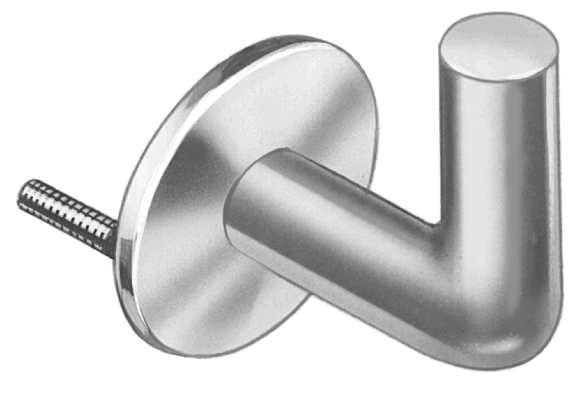 Toilet Paper Holder Hook SA09 | Accurate Door & Hardware, Inc.