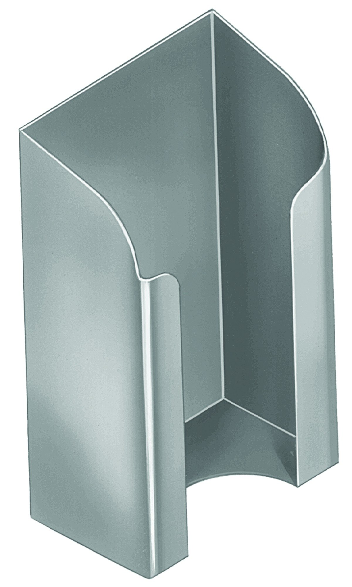 Stainless steel toilet paper holder SA13 | Accurate Door & Hardware, Inc.