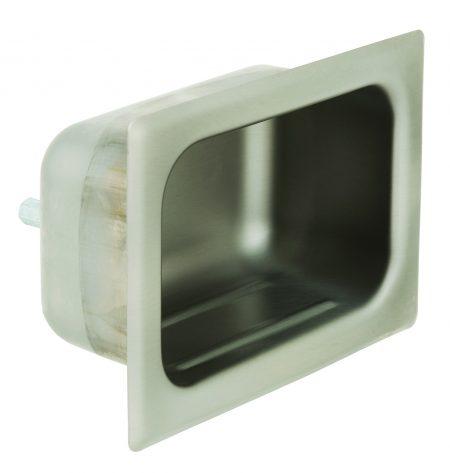 Bradley Ligature Resistant Soap Dish SA16 | Accurate Door & Hardware, Inc.