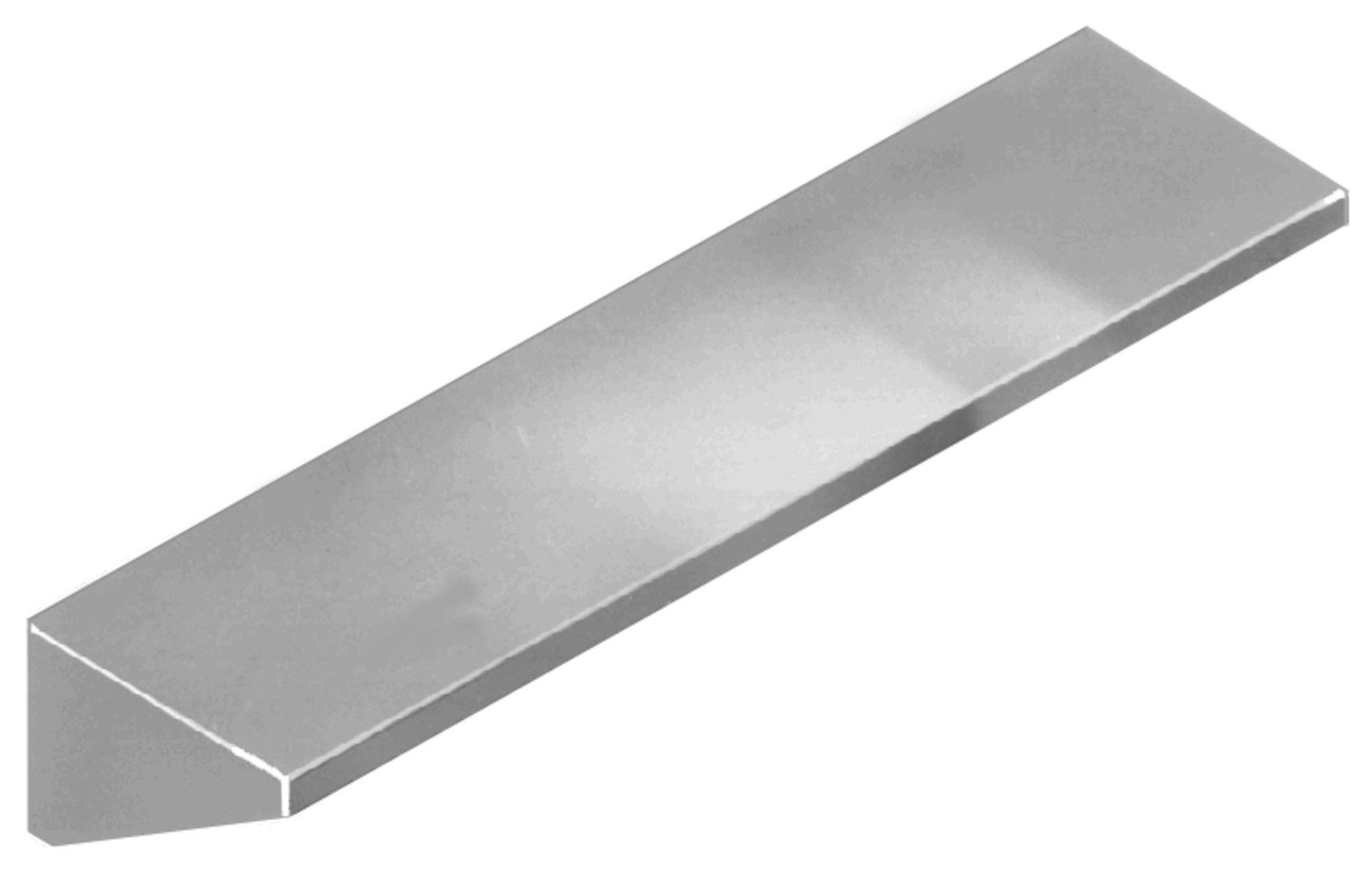 Shelves - Plain SA49-400000 - Accurate Door & Hardware, Inc