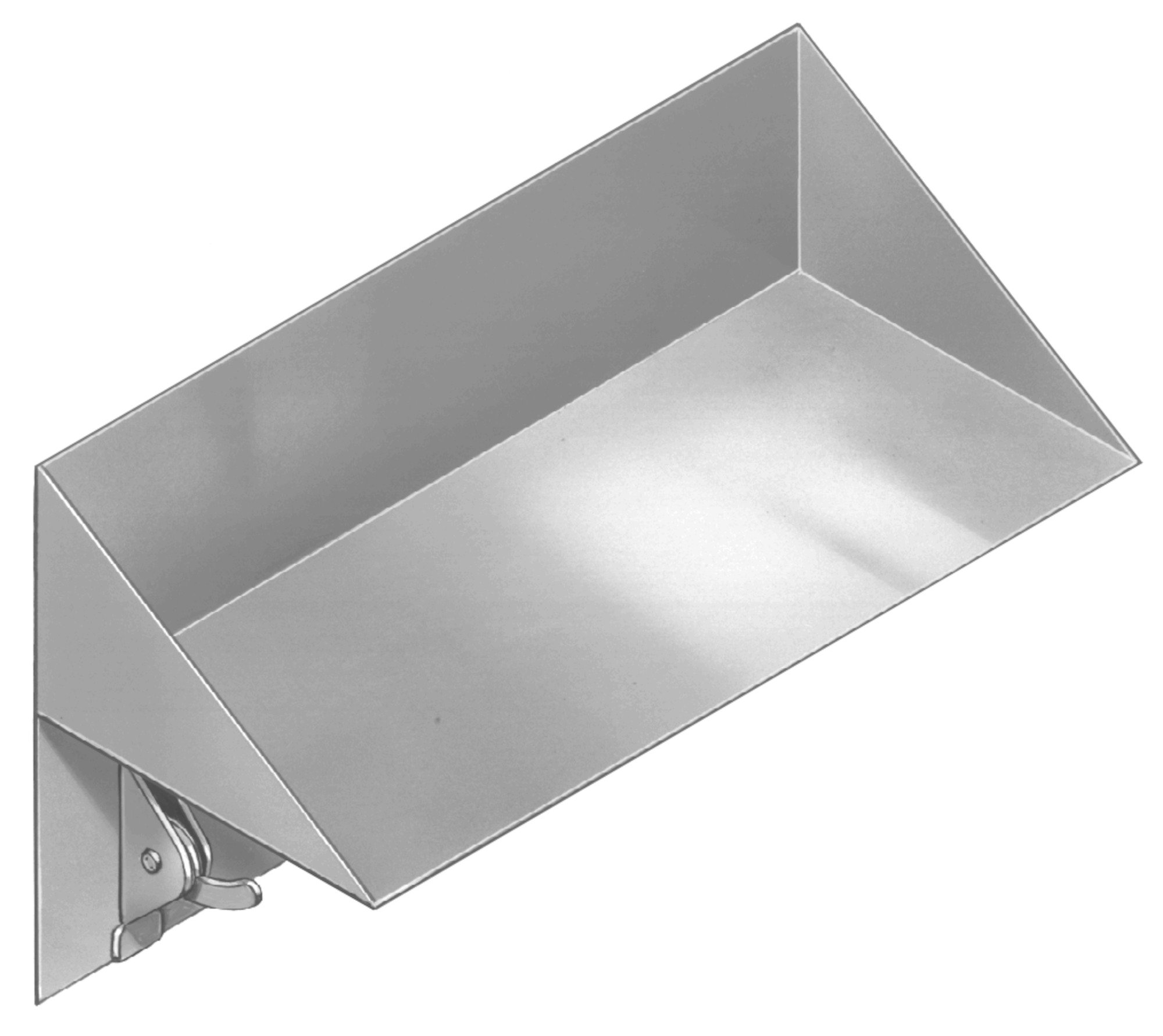 Shelves With Extras SA53-800000 - Accurate Door & Hardware, Inc