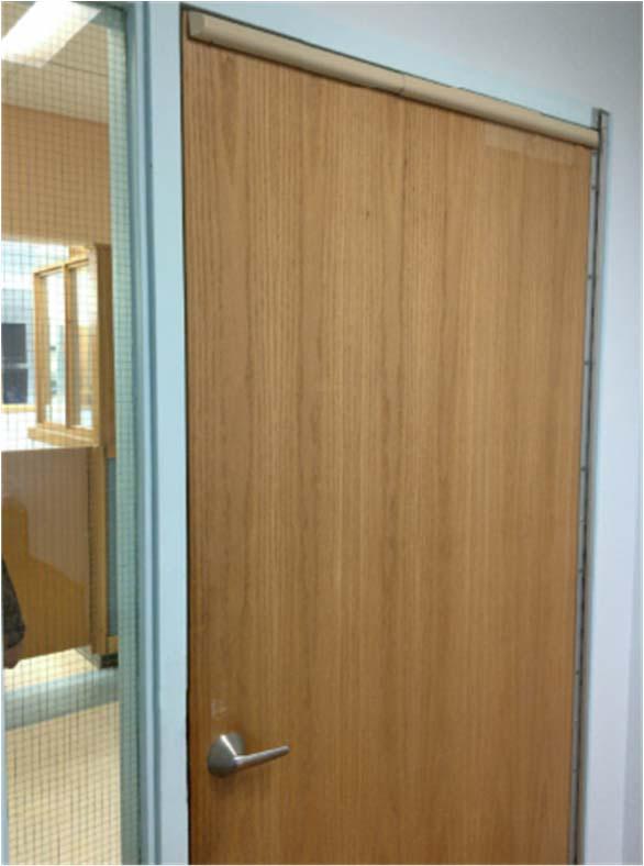 Seda Alarm Door   Accurate Door & Hardware, inc.