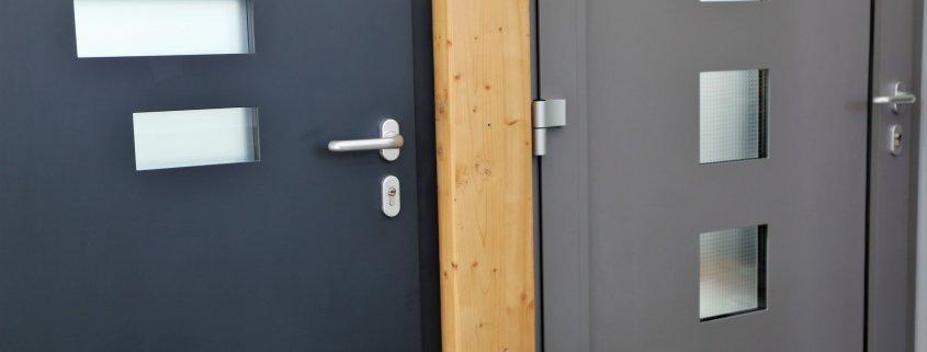installing commercial doors